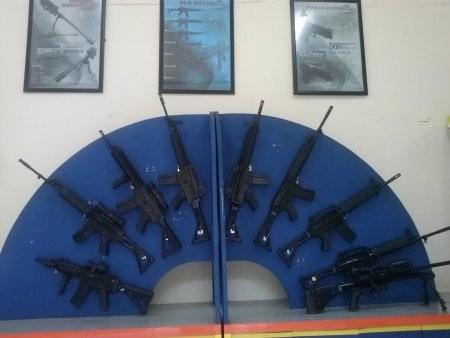 SS2, Senjata Made in Bandung Pesaing AK47 & M16