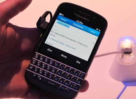 BlackBerry Q10 (ash/inet)