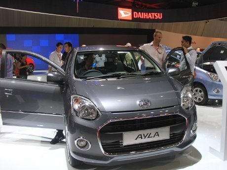 Astra Siap Produksi 17.000 Unit Mobil Murah