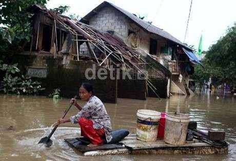 Banjir Bandang di Mandailing Natal Sumut, 810 Warga Mengungsi