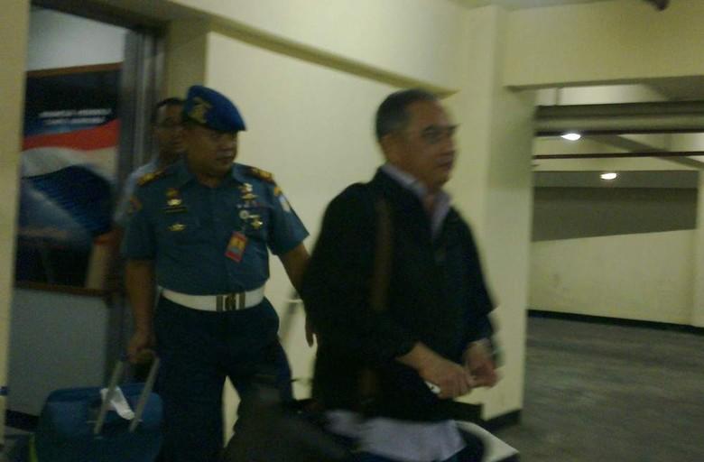 Perwira TNI AL yang Dicokok BNN Dikenal Sebagai Pemikir
