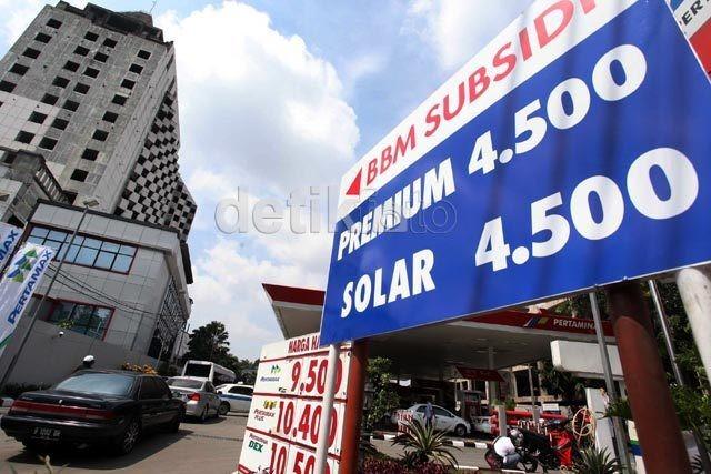 Spanduk Rp 10 M Melayang Akibat Opsi 2 Harga BBM Batal, Jero: Ya Nggak Apa-apa