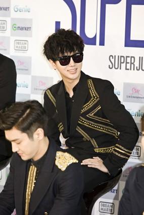 Super Junior Tak Antarkan Yesung Wajib Militer