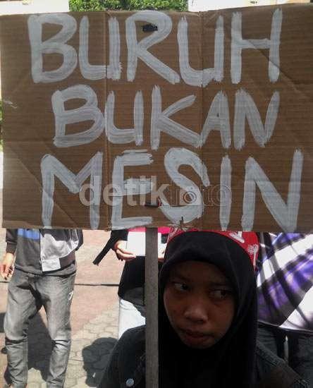 Selama 3 Bulan, Buruh Disekap di Pabrik Kuali di Tangerang