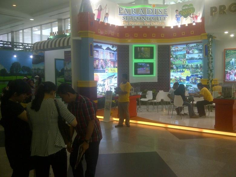 Ini Rumah Rp 200 Jutaan yang Dijual di Pameran REI Expo