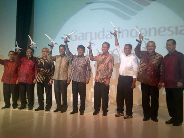 Garuda Kalahkan Malaysia Airlines, Dahlan: Selanjutnya Singapore Airlines