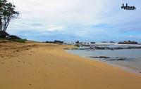 pantai cibobos/pantai karang songsong