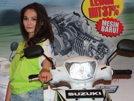 Tekan Harga, Suzuki Hilangkan Standar Samping di Shooter