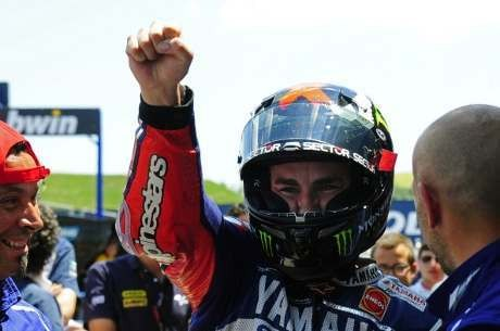 Pole di Jerez Jadi Hadiah Ultah Lorenzo