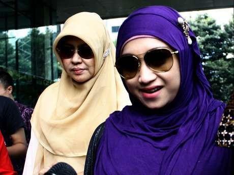 3 Perempuan Cantik Terkait Tersangka Impor Sapi Ahmad Fathanah
