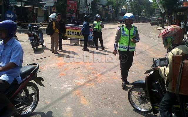 Bentrok Suporter PSIS & Warga, Polisi: 1 Korban Tewas karena Kecelakaan