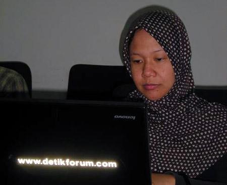 Akhirnya Salinan Putusan PK Prita Mulyasari Sampai di PN Tangerang