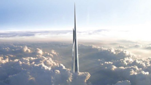 Kingdom Tower, Calon Menara Tertinggi Dunia Milik Pangeran Arab