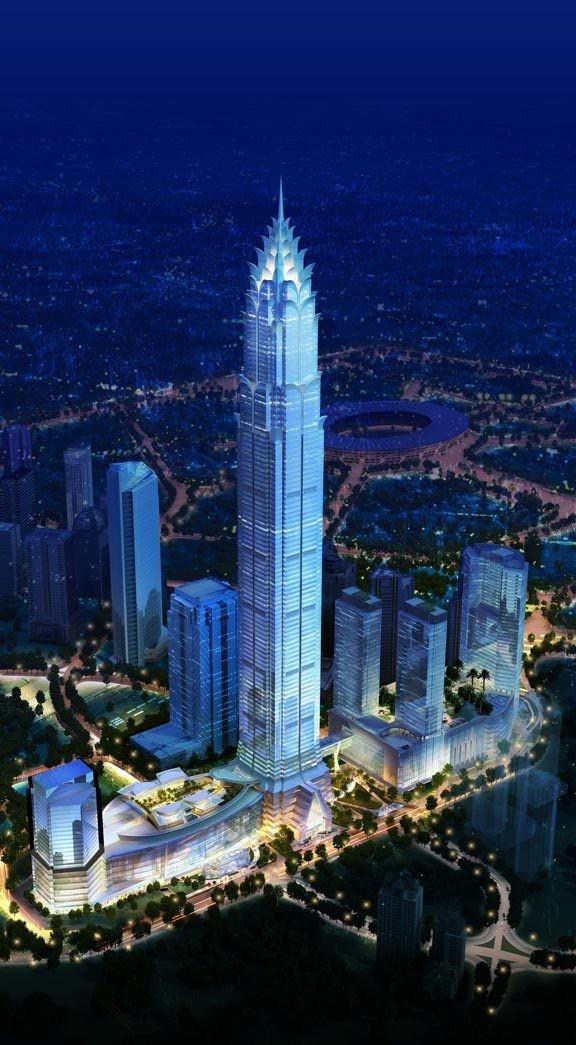 Bagaimana Nasib Menara Tertinggi di Indonesia Milik Tomy Winata?