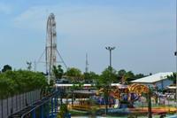 Luas Rita Park sekitar 2,4 HA