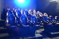 Menikmati sensasi menonton di Cinema 5D