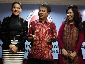 Menpora Terima Musisi Indonesia