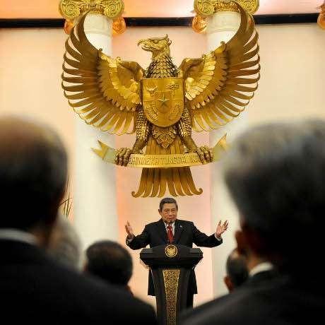 SBY Akan Terima Penghargaan \World Statesman Award\