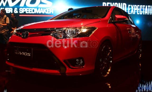 Toyota Luncurkan Vios