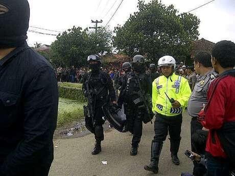 Selain di Bandung, Polisi Juga Sergap Terduga Teroris di Jateng