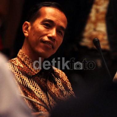 Jokowi Borong Lahan di Muara Baru untuk Relokasi Warga Waduk Pluit