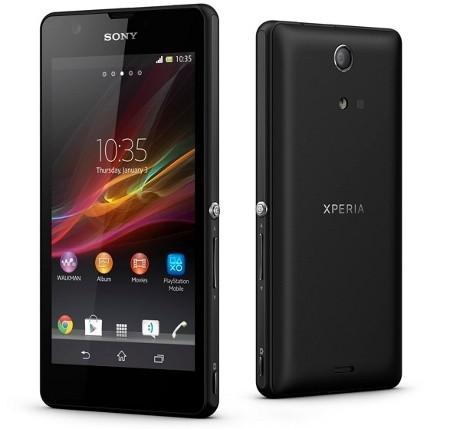 Sony Xperia ZR (sony)