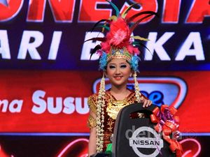 Senyum Bahagia Sandrina, Pemenang IMB III