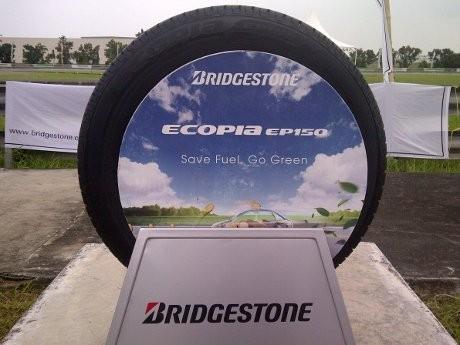 Ban Bridgestone Ecopia EP150 Dibanderol Mulai Rp 398 Ribu
