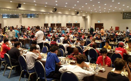 Indonesia Borong Gelar Kejuaraan Belia Catur Dunia di Yunani
