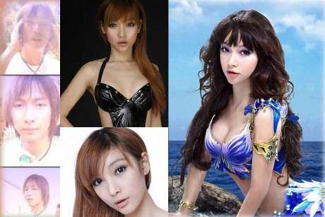 10 Selebriti Transgender Tercantik di Asia + Foto Masa Lalunya (I)