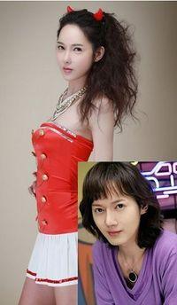 10 Selebriti Transgender Tercantik di Asia + Foto Masa Lalunya (II)