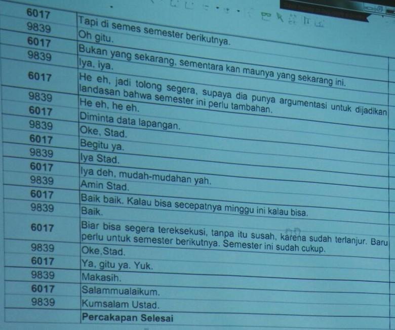 Transkrip LHI-Ahmad Rozi, Siapkan Data agar Impor Sapi Perlu Ditambah