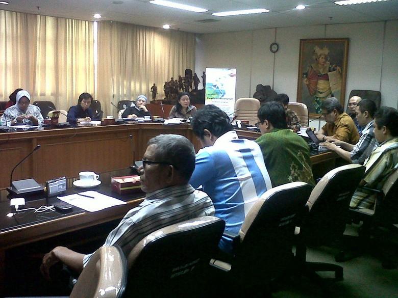 Konferensi pers Kongres Kebudayaan Indonesia 2013 (Fetry/ detikTravel)