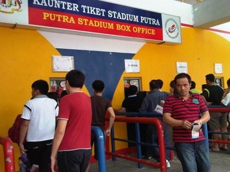 Piala Sudirman 2013 Dimulai, Penonton Masih Minim