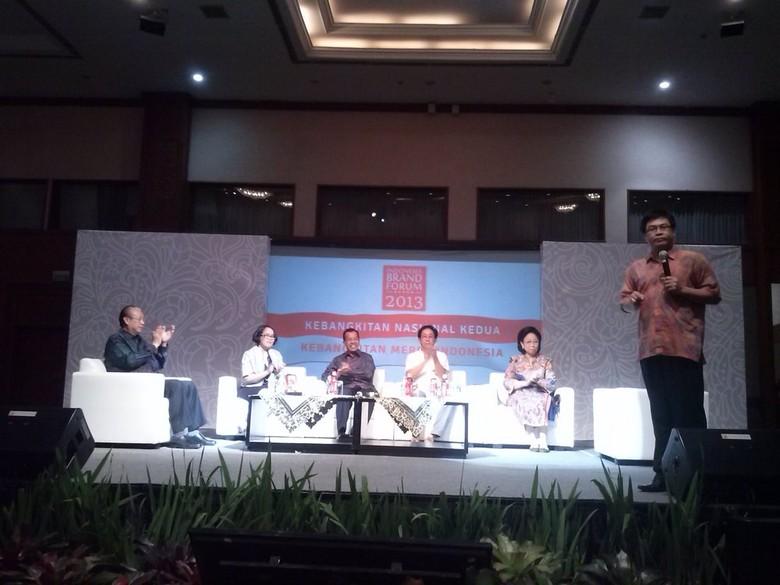 Kisah Bos Sido Muncul Tunjuk Dahlan dan Pramono Edhie Jadi Bintang Iklan