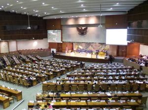 Ini 137 Anggota DPR yang Tak Hadir Paripurna Pembahasan RAPBN 2014
