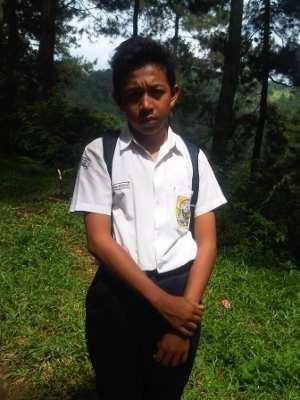 Ini Abdulrahman, Bocah SMP Heroik Penolong Korban Percobaan Perkosaan