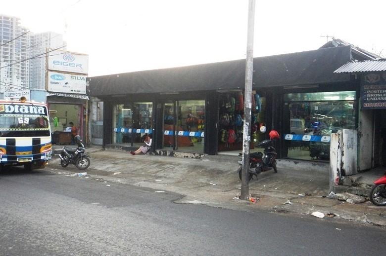 Tandike Seskoal Kebayoran Lama (Asti/detikTravel)
