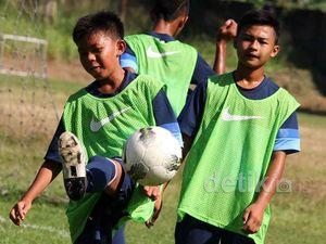 Jelang AFC Cup, Timnas U-14 Persiapkan Diri