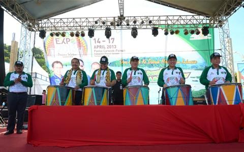 KPDT Gelar EXPO di Wakatobi