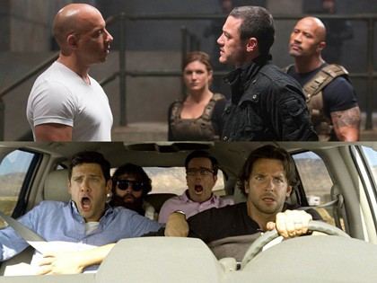 \Fast and Furious 6\ Melesat ke Puncak Box Office