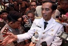 Jokowi: Agustus, Waduk Ria Rio Mulai \Disulap\ Bak Marina Bay