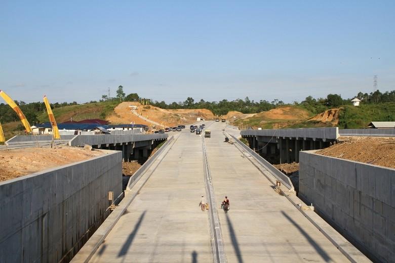 Jalan Tol Trans Sumatera Baru akan Rampung 2020