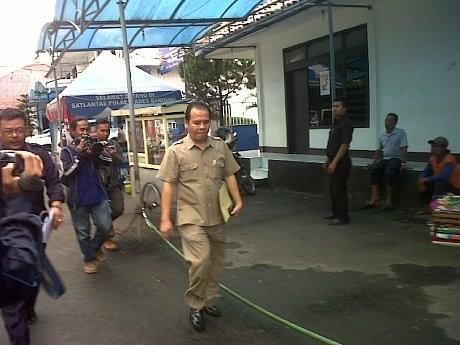 Kepala Perpusda Bandung Lapor Polisi Terkait Surat Perintah Seks Bebas