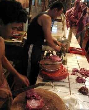 Bulog Operasi Pasar Daging Hanya di Jabodetabek & Banten
