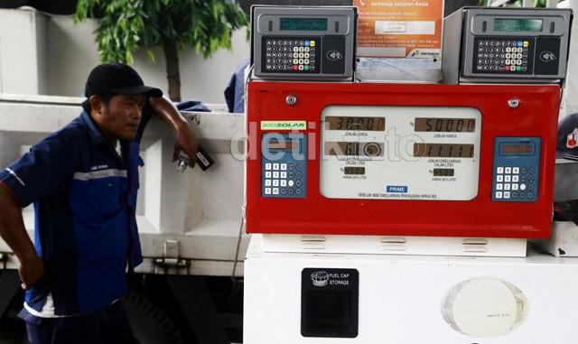 Baru 5 SPBU di Jakarta Pasang Alat Pengendalian BBM Subsidi