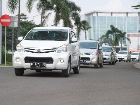 48 Unit Daihatsu Jadi Operasional Tour de Singkarak 2013