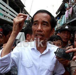Jokowi: Jangan Rakyat Dibebani Tiket PRJ Rp 30 Ribu!