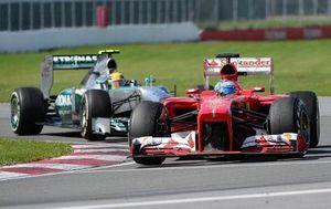 Hamilton: Pertarungan yang Hebat dengan Alonso