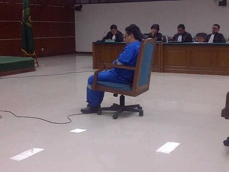 Rekor Sidang 13 Jam, Kukuh Kertasafari Dituntut 5 Tahun Penjara